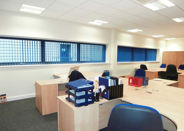 Contract Office Amp Commercial Blinds Leicester Blinds